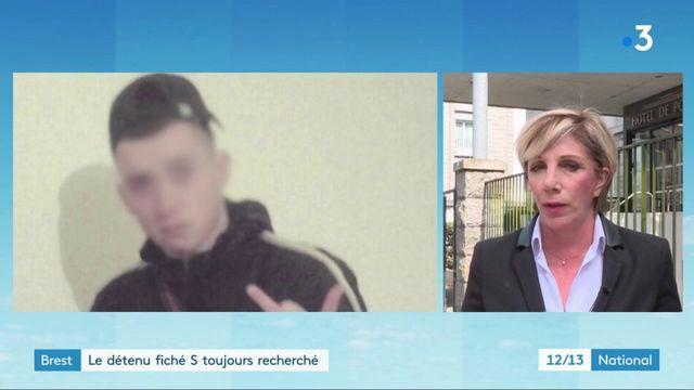Brest : Le détenu fiché S toujours recherché