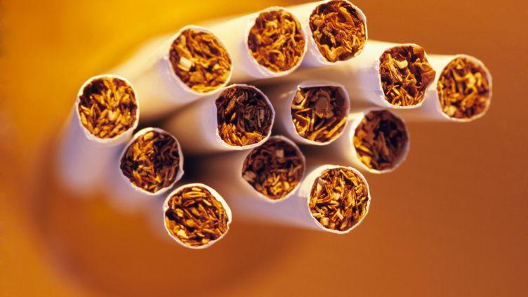 """""""La France compte 12,5 millions de fumeurs âgés de 18 ans et plus, soit 21 600 fumeurs par circonscription législative"""", selon l'Union pour les droits des fumeurs adultes. (MARC CHAPEAUX / TIPS)"""