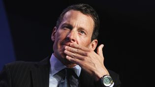 L'ancien champion de vélo Lance Armstrong, le 22 septembre 2010, à New York (Etats-Unis). ( LUCAS JACKSON / REUTERS )