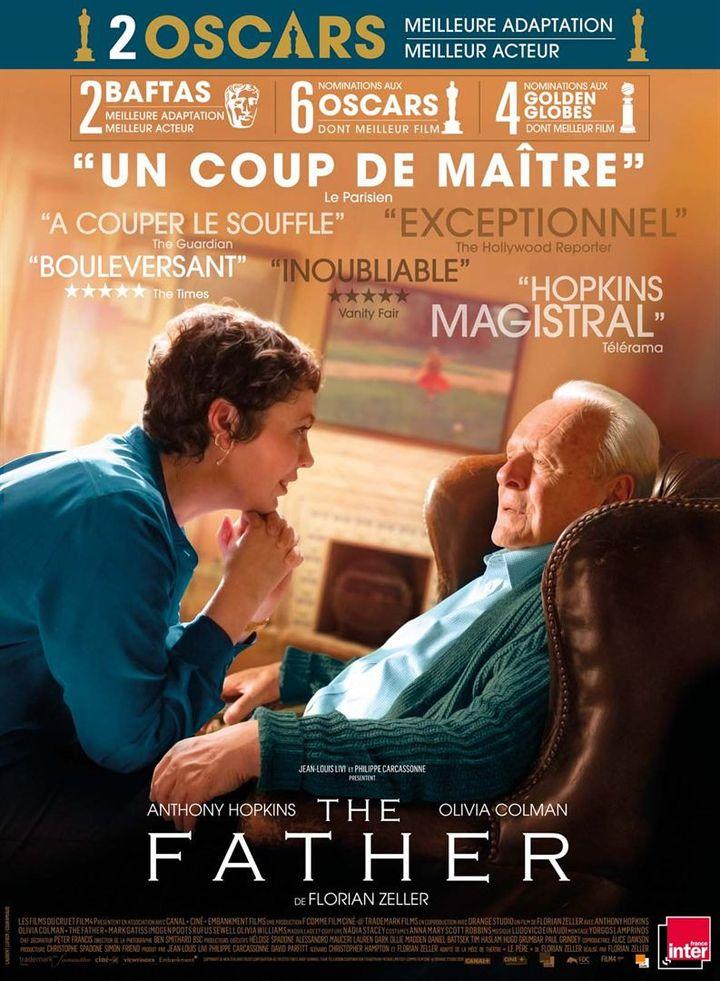 """l'affiche de """"The Father"""" de Florian Zeller (2021). (UGC DISTRIBUTION)"""