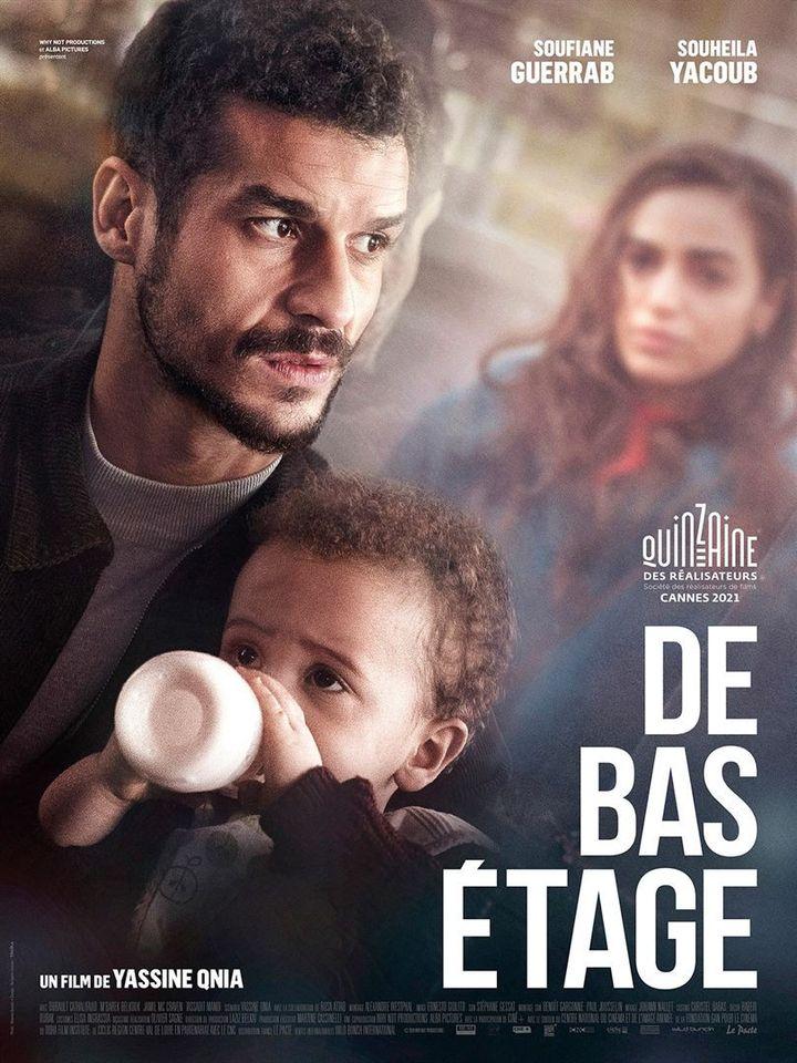"""L'affiche de""""De bas étage"""" deYassine Qnia (2021). (LE PACTE)"""