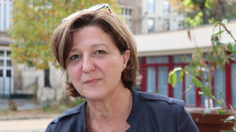 Emmanuelle Amar, épidémiologiste et directrice du Registre des malformations de Rhône-Alpes. (PHILIPPE MIRKOVIC / MAXPPP)