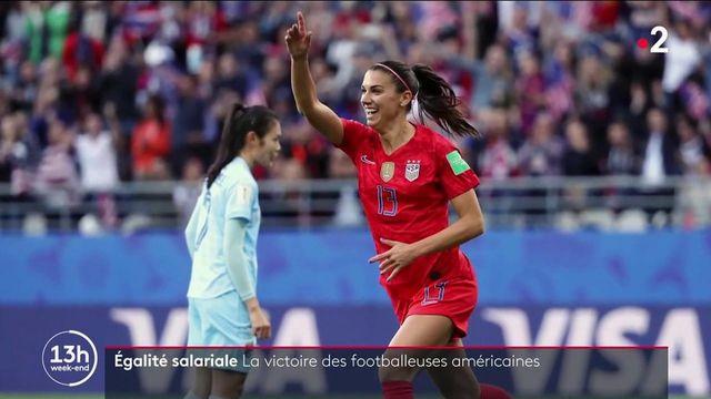 Football : les joueuses américaines toucheront les mêmes primes que les joueurs