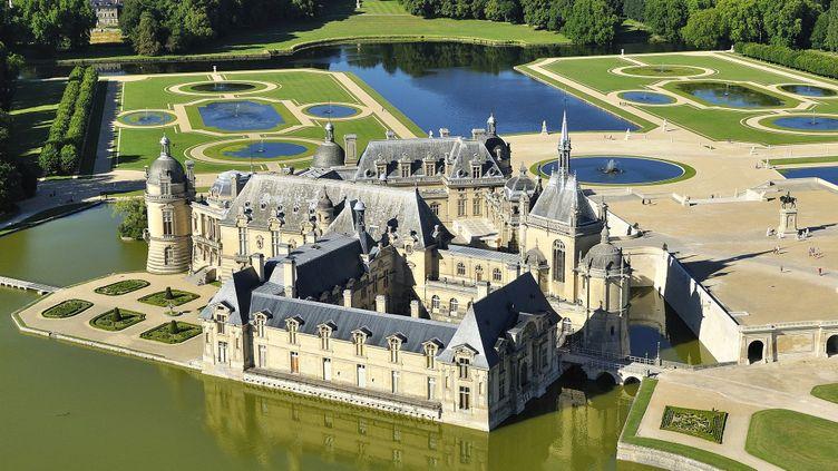 Le Domaine de Chantilly  (Louis Lourdel / Photononstop / AFP)