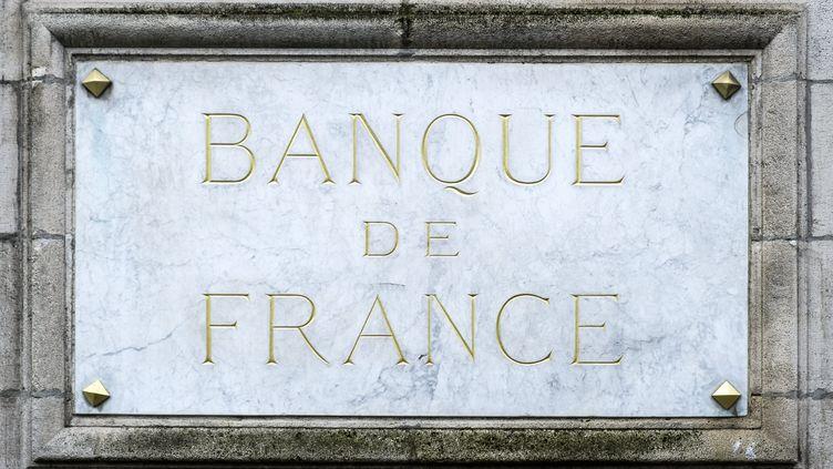 Cette baisse s'explique par le durcissement de la position du gouverneur de la Banque de France. (JEAN-MARC QUINET / MAXPPP)