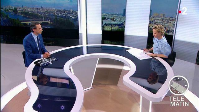 """Les 4 Vérités : la réforme des institutions """"va affaiblir le parlement"""", selon Bruno Retailleau"""