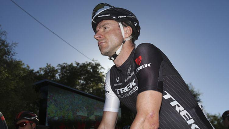L'Allemand Jens Voigt (Trek) (MARK GUNTER / AFP)