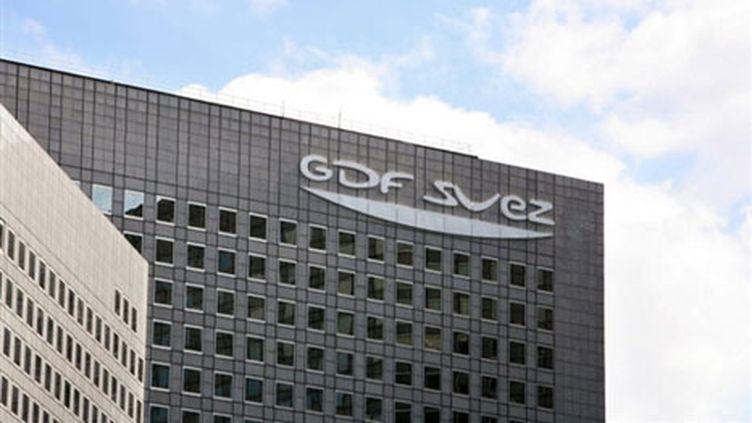 L'immeuble GDF-Suez à La Défense (AFP - Moic Venance)