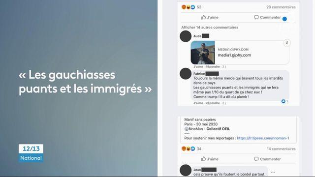 Racisme dans la police : des propos racistes relevés dans un groupe Facebook