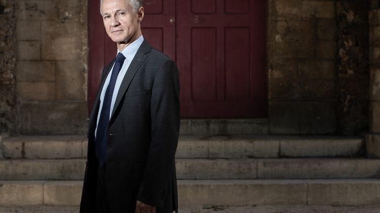 Jean-François Ricard, le 24 juin 2019 à Paris. (JOEL SAGET / AFP)