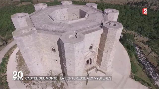 Italie : le château de Castel del Monte, une forteresse mystérieuse
