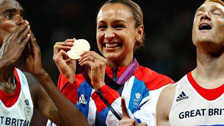Les trois médailles d'or de la folle soirée britannique
