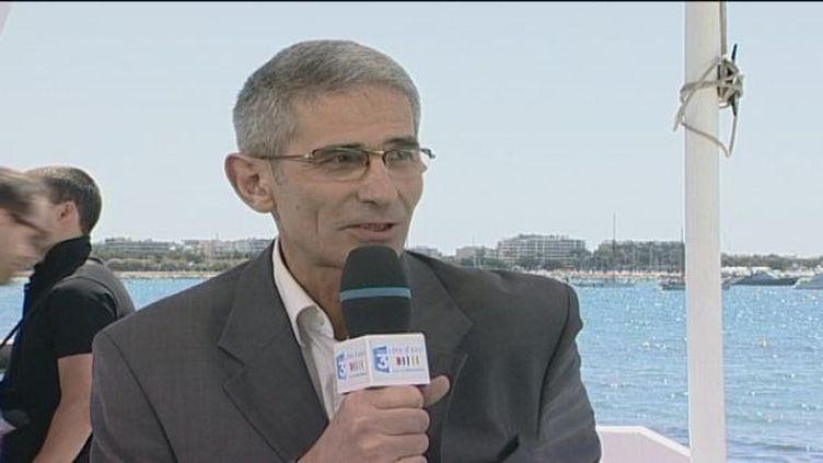 Charles Tesson, délégué général de la SIC  (Culturebox / France 3 Côte d'Azur)