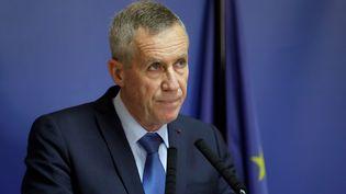 Le procureur de Paris, François Molins, le 22 juin 2017. (THOMAS SAMSON / AFP)