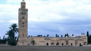 Mosquée Koutoubia, Marrakech, le 2 mars 2020. (AGLILEO COLLECTION / AGLILEO)