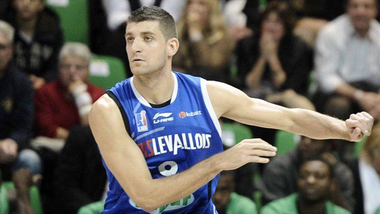 Antoine Diot entame une nouvelle carrière avec le Paris Levallois