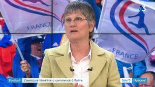 Ghislaine Royer-Souef, ancienne footballeuse (France 3)