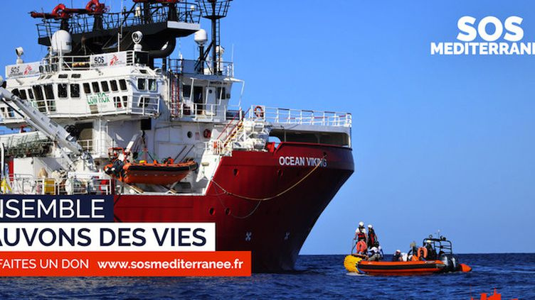 SOS Méditerranée : 30.000 migrants sauvés en mer depuis 4 ans