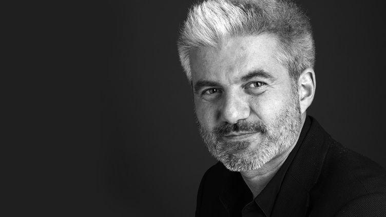 """Laurent Gaudé, auteur de """"Danser les ombres"""" (Actes Sud)  (Jacques Gavard)"""