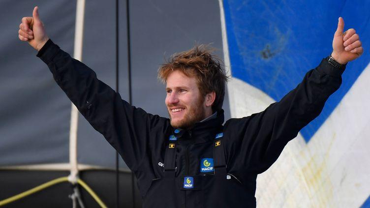 François Gabart