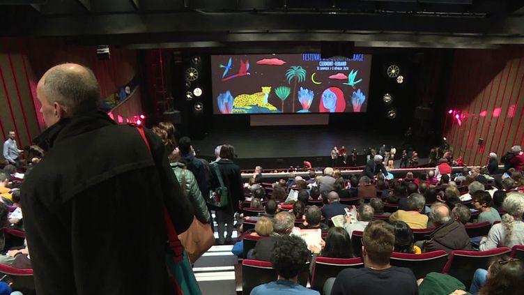 42eFestival international du court métrage de Clermont-Ferrand. (C. Darneuville / France Télévisions)