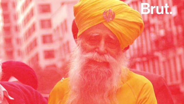 À 89 ans, il participait à son premier marathon. Aujourd'hui, il a 109 ans, et il court toujours. Voici l'histoire de Fauja Singh.