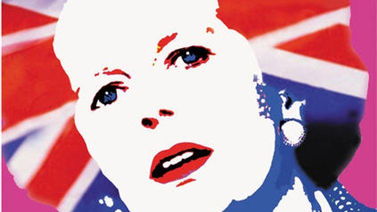 Affiche d'une comédie musicale satirique, jouée au théâtre Foursight de Wolverhampton (Royaume-Uni), en 2006. ( REUTERS)