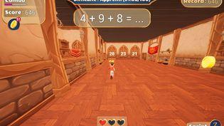 """""""PowerZ"""", le nouveau jeu éducatif français. (Capture d'écran du jeu vidéo PowerZ)"""