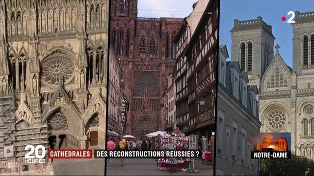 Monuments : ces églises rénovées après des incendies