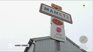 La commune de Mametz fusionne avec Carnoy. (France 2)