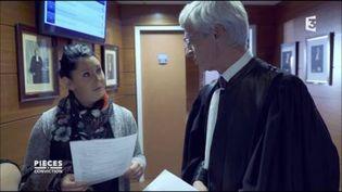 Au tribunal de commerce : une liquidation judiciaire qui soulage (FRANCE 3 / FRANCETV INFO)