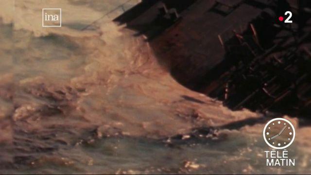 L'Amoco Cadiz, quarante ans après une marée noire à l'origine d'une prise de conscience