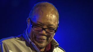 Quincy Jones à Jazz à Vienne  (Jean-François Lixon)