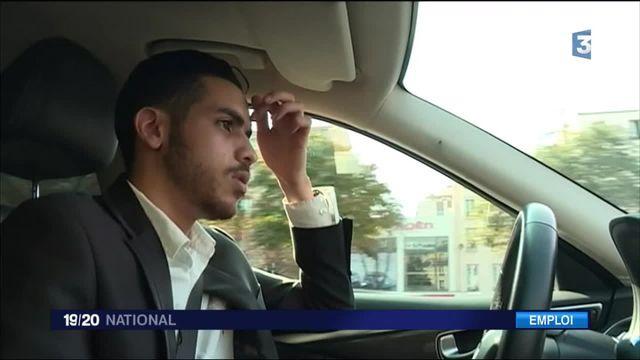 Chauffeur de VTC : un métier prisé par les jeunes peu qualifiés