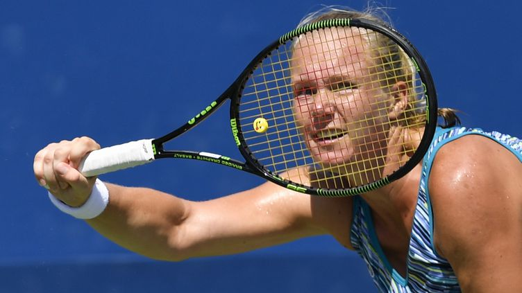 La joueuse de tennis hollandaise, Kiki Bertens.
