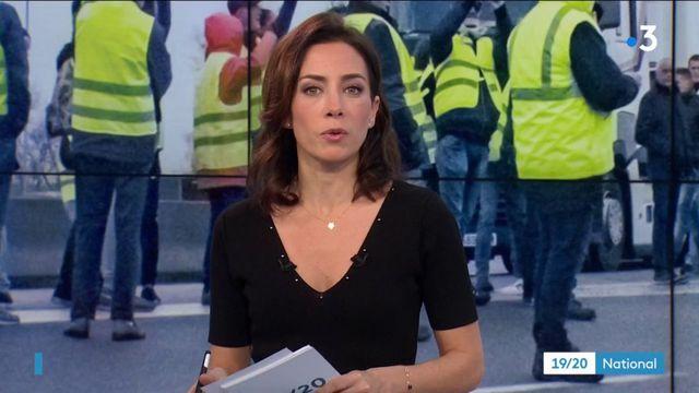« Gilets jaunes » : Rassemblement à Amiens