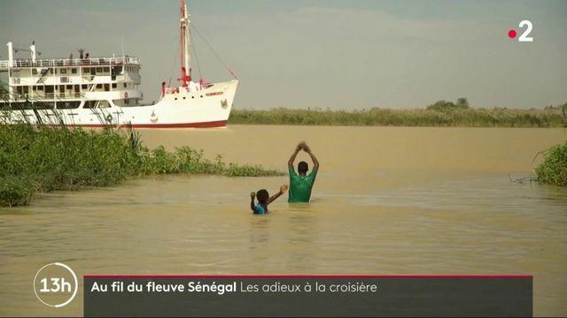 Afrique : l'histoire du Bou El Mogdad, un bateau de croisière mythique