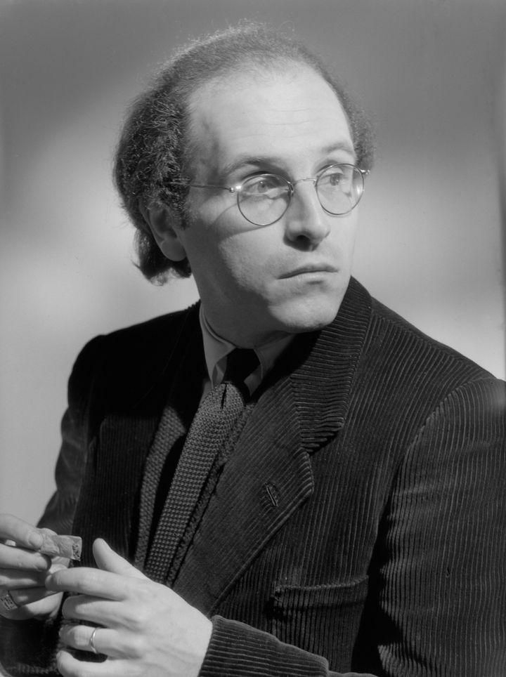 Léo Ferré en 1947  (STUDIO HARCOURT / MINISTERE DE LA CULTURE / Rmn-Grand Palais)