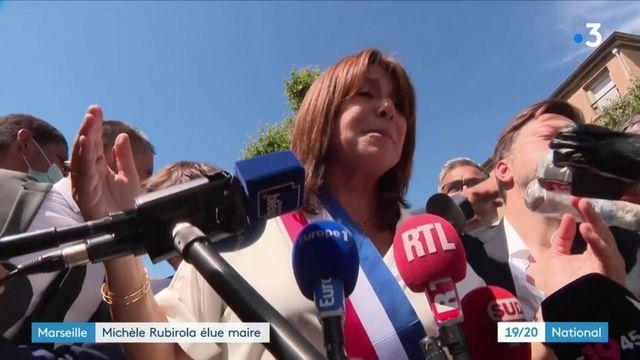 Municipales : Michele Ruborola élue