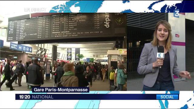 SNCF : les négociations sont en cours entre syndicats et direction