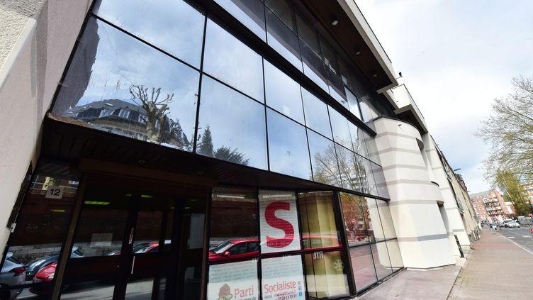 Le siège de la fédération du PS du Nord, à Lille. (MAXPPP)
