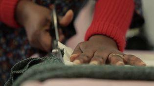 Recyclage : une seconde vie pour les chaussettes orphelines (FRANCE 2)