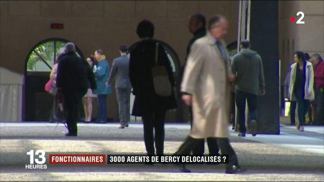 Fonctionnaires : 3000 agents de Bercy bientôt délocalisés ?