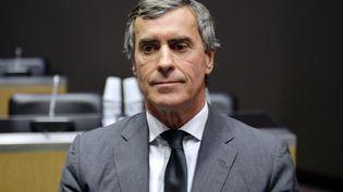 Jérôme Cahuzac, le 26 juin 2013, avant une audition à l'Assemblée nationale, à Paris. (MIGUEL MEDINA / AFP)