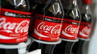 Des bouteilles de Coca-Cola. (AFP)