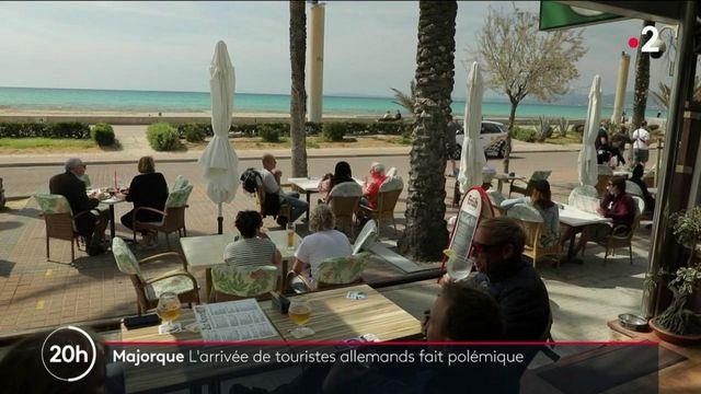 Espagne : polémique après l'arrivée de nombreux touristes allemands à Majorque