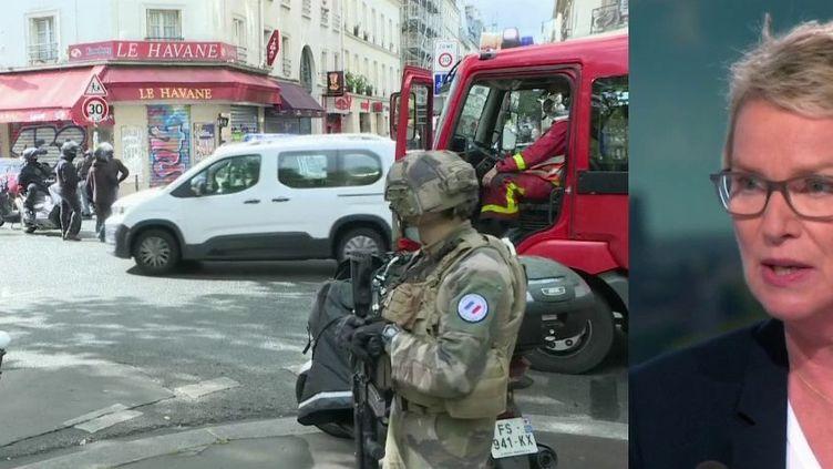 Attaque à Paris : deux collaborateurs de France Télévisions parmi les blessés (France 2)