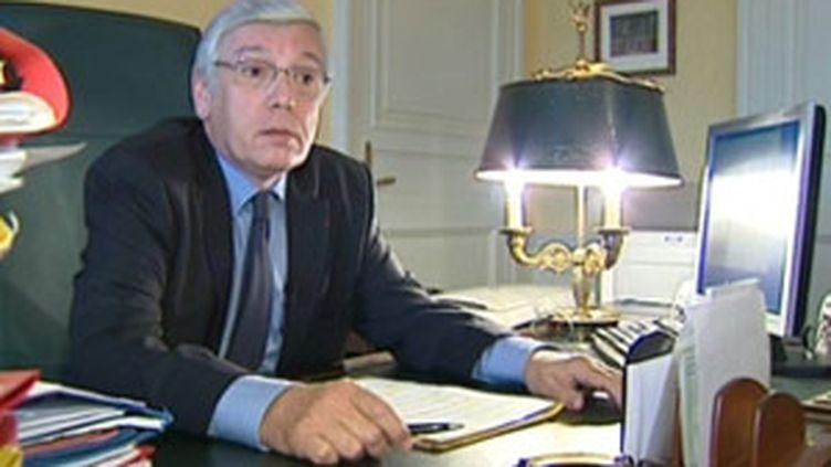 Marc Robert, ancien procureur général d'Auvergne (© france3)