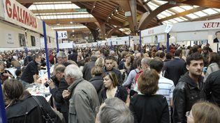 La Foire du livre de Brive attire un très large public chaque année  (MAXPP Pascal Perrouin)
