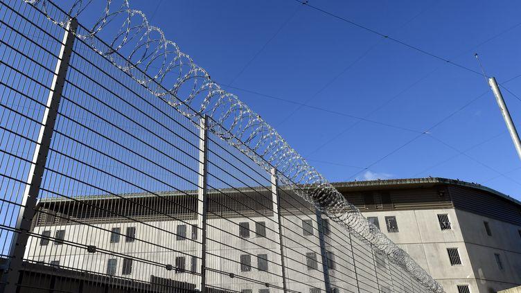 Le centre pénitentiaire de Nancy - Maxéville, en Meurthe-et-Moselle. (ALEXANDRE MARCHI / MAXPPP)
